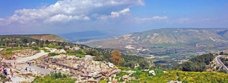 Galilee panorama