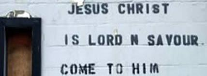Jesus Christ Is Lordand Saviour Come To Him