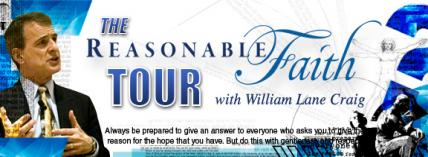 The Reasonable Faith Tour 2011