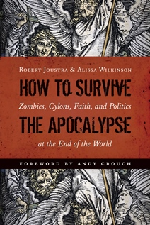 How to survive the apocalypse book cover