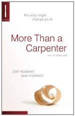 More Than a Carpenter - cover
