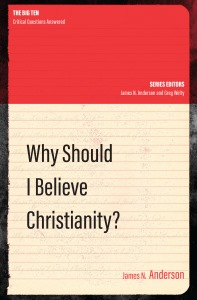 Why Should I Believe Christianity Cover