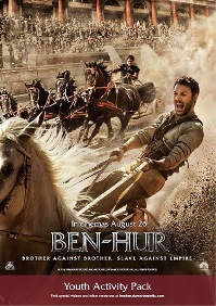 Ben-Hur Youth Group Discussion Guide