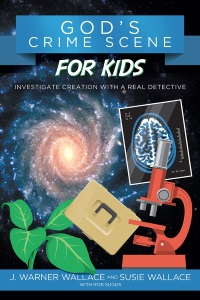 God's Crime Scene for Kids cover