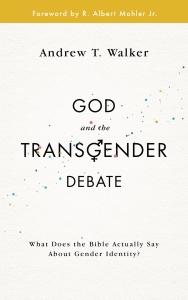 God and the Transgender Debate Cover