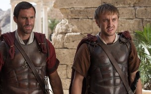 Image from the film Risen